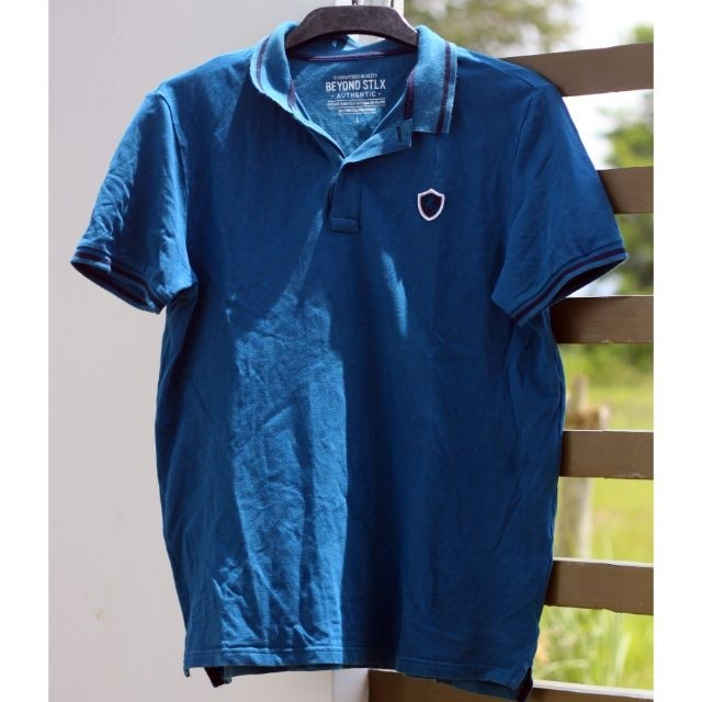 61d9c1608029 Beyond STL Polo Shirt, Men's Fashion, Clothes, Tops on Carousell