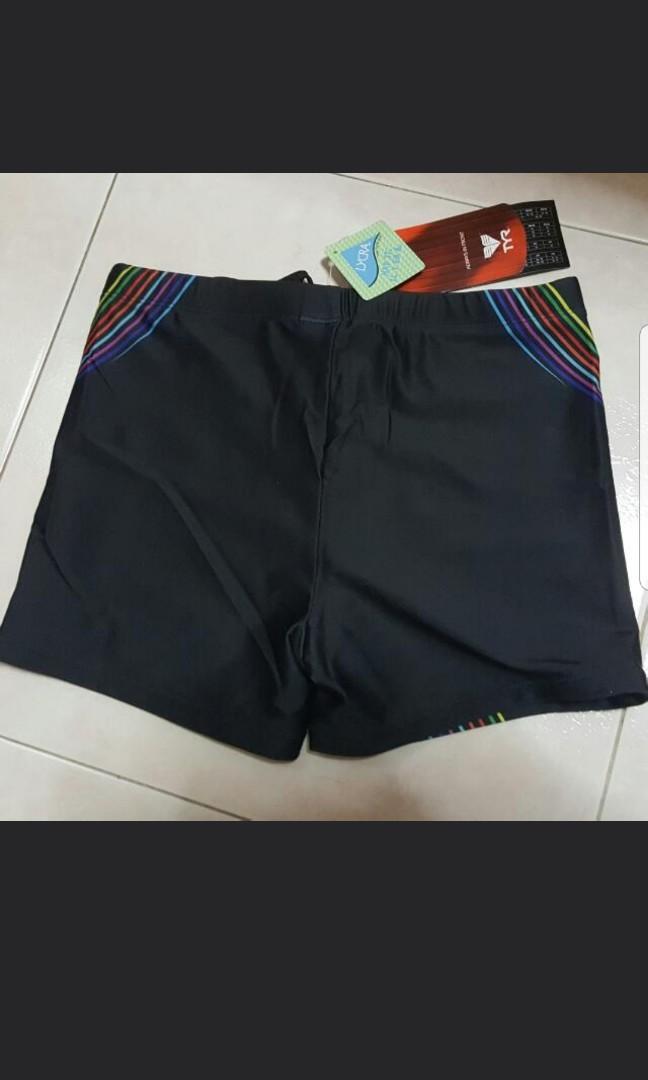 809c99ea10 BNWT] TYR swim trunk : SUPER SONIC BOXER, Sports, Sports Apparel on ...