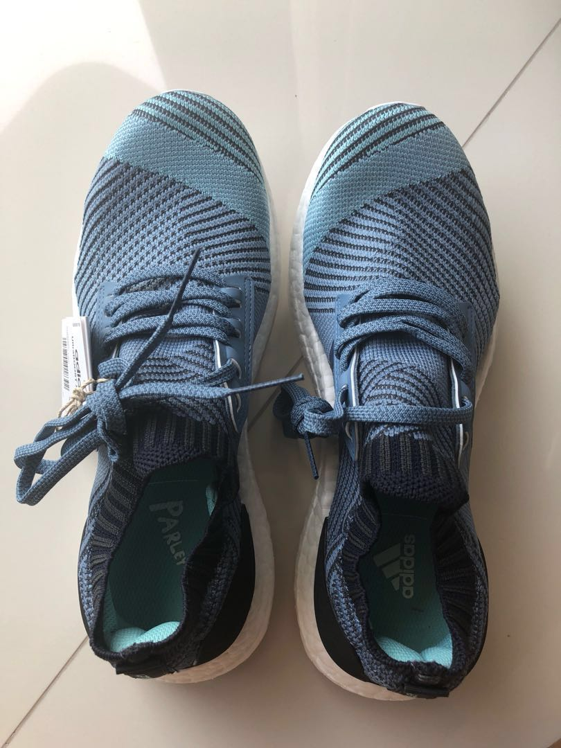 timeless design 4ca14 a911c BRAND NEW Adidas UltraBOOST X Parley, Womens Fashion, Shoes, Sneakers on  Carousell