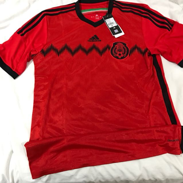 1d7661e6fd2 Brand New Authentic Mexico Away World Cup 2014 Jersey