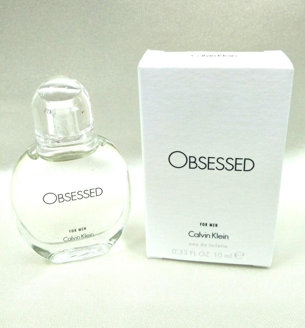332fb71720 Calvin Klein Obsessed For Men EDT 10ml
