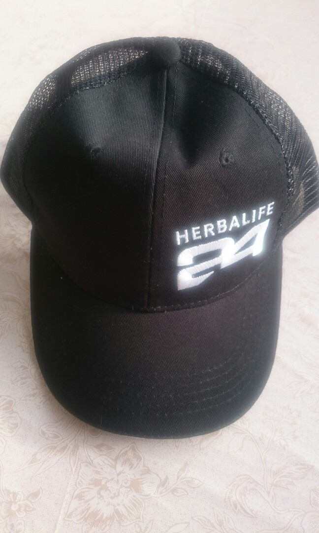 1a1c60c5 Cap w logo, Men's Fashion, Accessories, Caps & Hats on Carousell