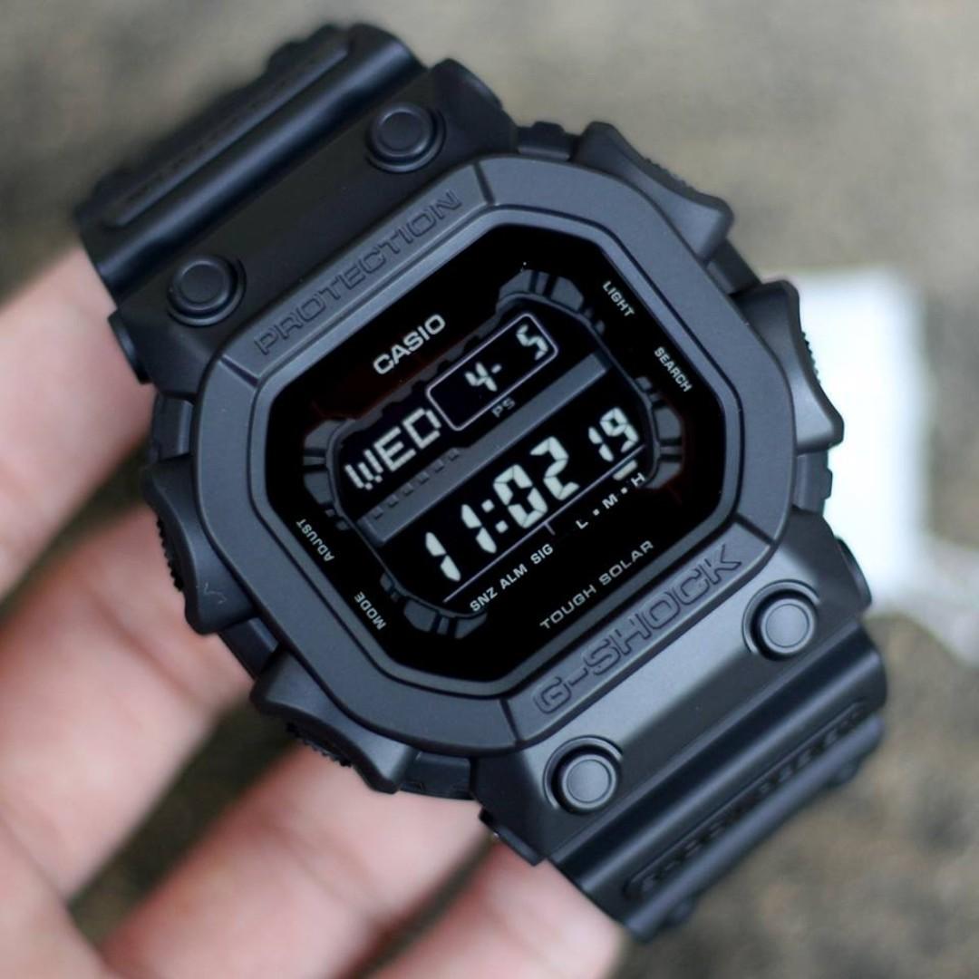 Casio G Shock Gx 56bb 1d Resin Band Watch For Men Black Intl Spec Jam Tangan Pria Gw 9400 Rangeman Original Solar Extra Large 1 Mens Fashion