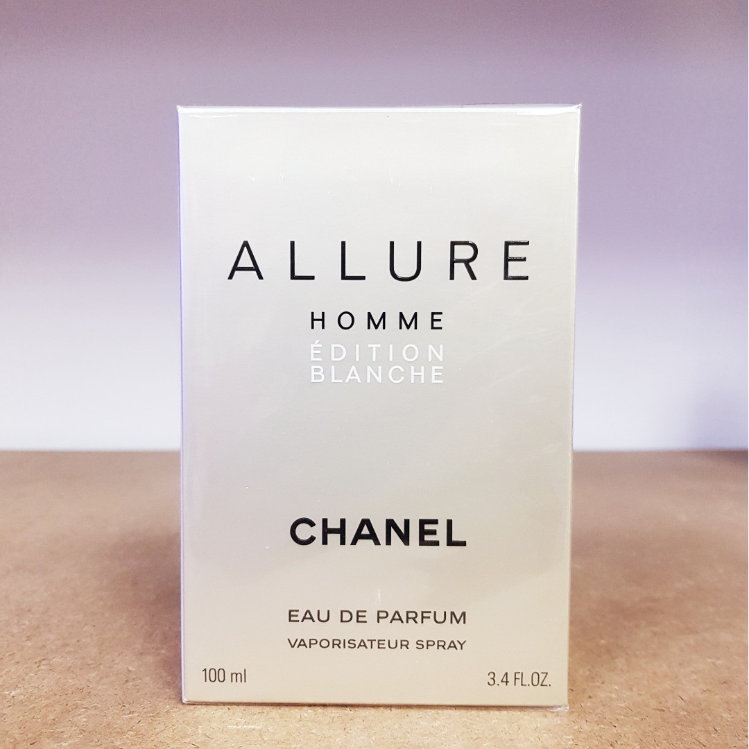 Chanel Allure Homme Edition Blanche Edt 100ml Health Beauty