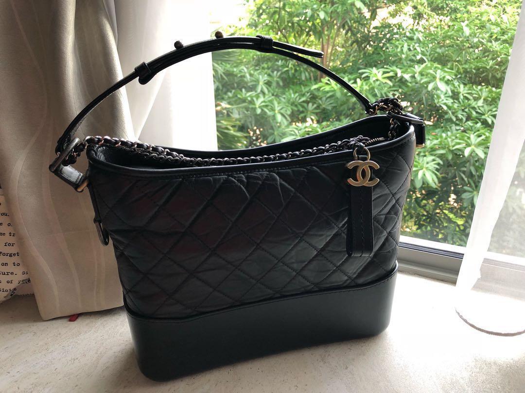 a5bb7c2830e078 Chanel Gabrielle hobo bag, Luxury, Bags & Wallets, Handbags on Carousell
