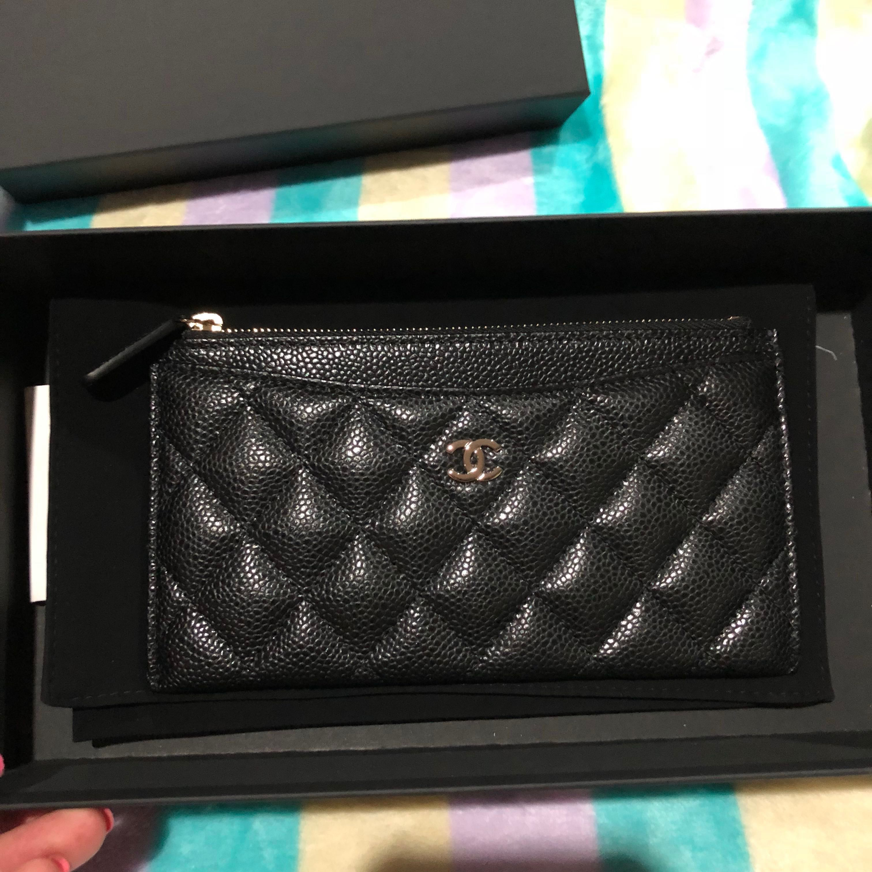 ae73c13aad05 Chanel Miscellaneous Pouch, Luxury, Bags & Wallets, Others on Carousell