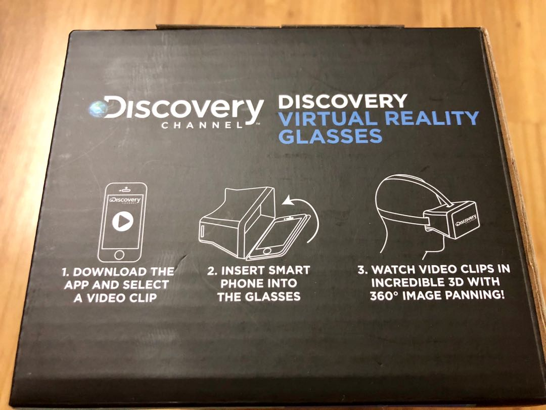 discovery video channel download