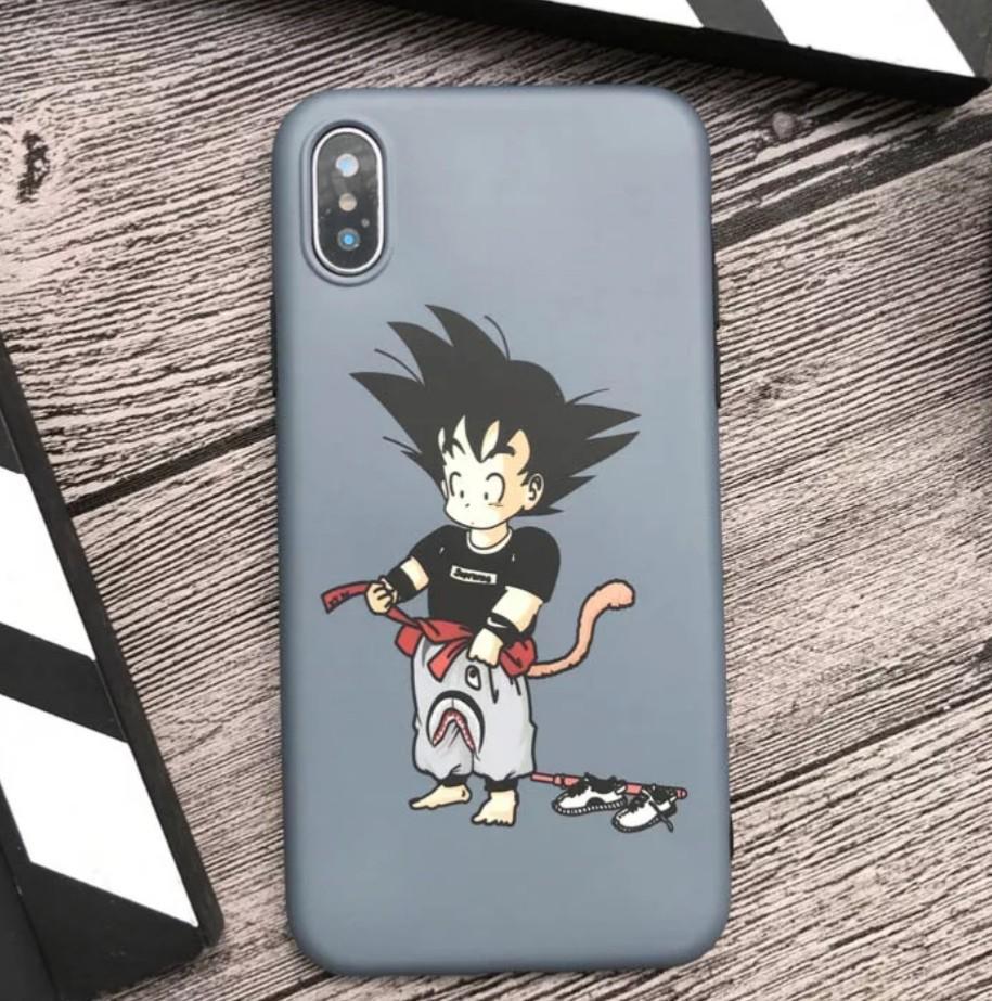 Dragon Ball Goku Supreme Nike IPhone Case, Mobile Phones & Tablets