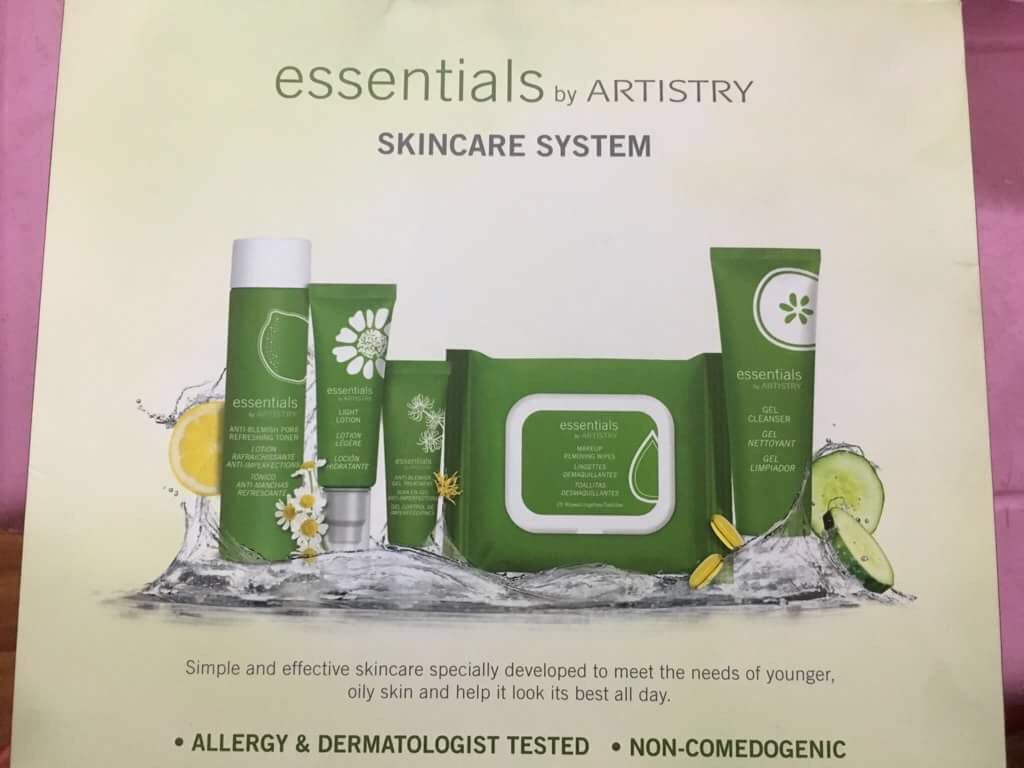 Essentials By Artistry Health Beauty Face Skin Care On Carousell Artisty Lotion System Photo
