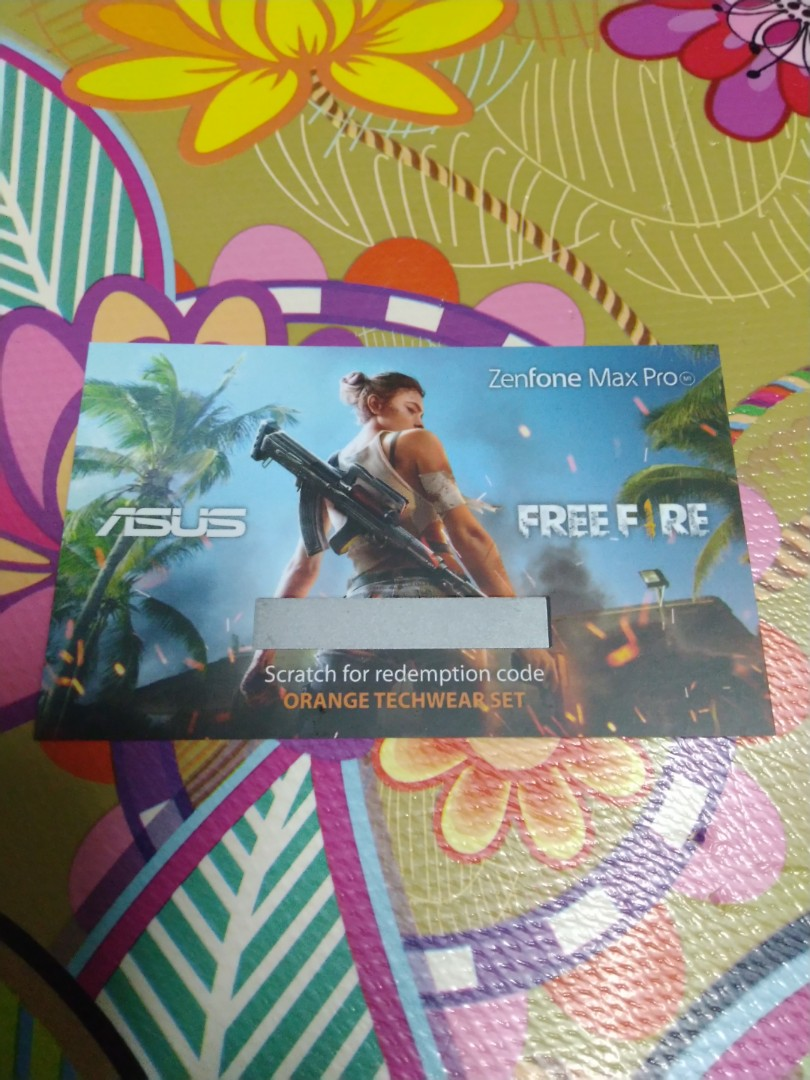 Free Fire Free Redeem Code