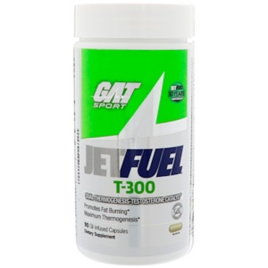 Gat Jetfuel T 300 Dual Thermogenesis Testosterone Catalyst 90 Oil Ultimate Nutrition Ultra Ripped Faf Caps Capsul Photo