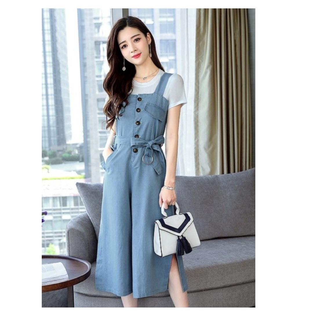 7a3205b4 Frilled Jumpsuit Dress Zara Uk | Saddha