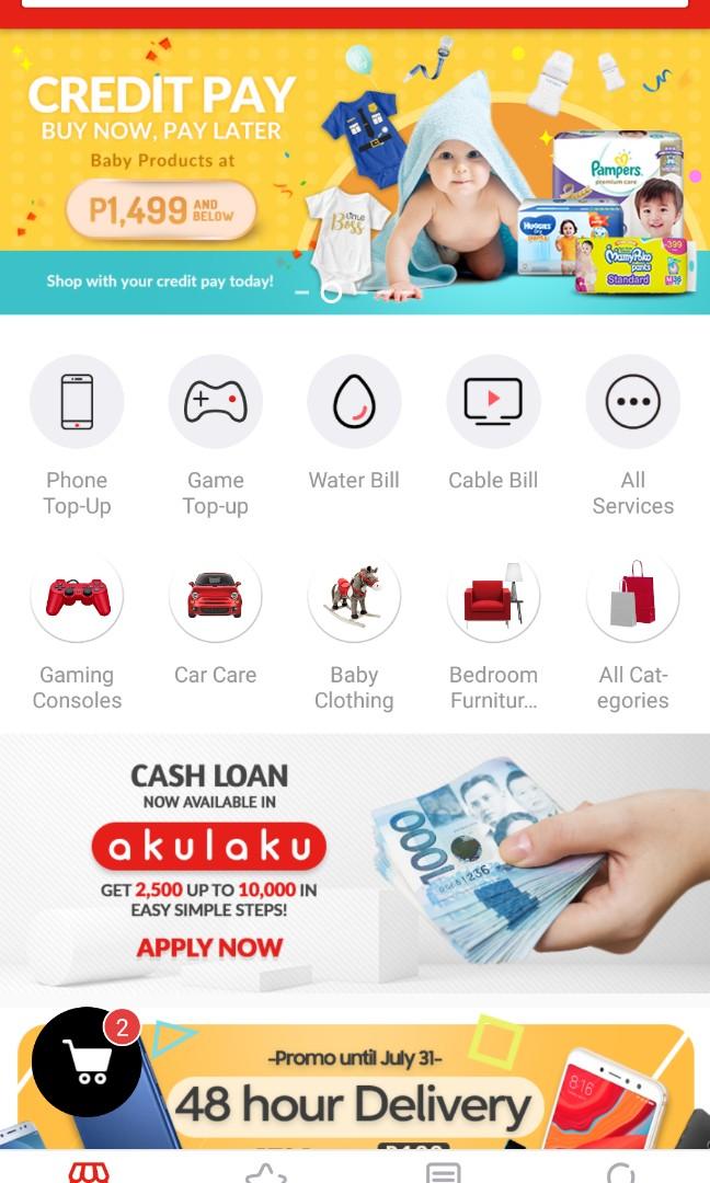 Akulaku Cash Loan