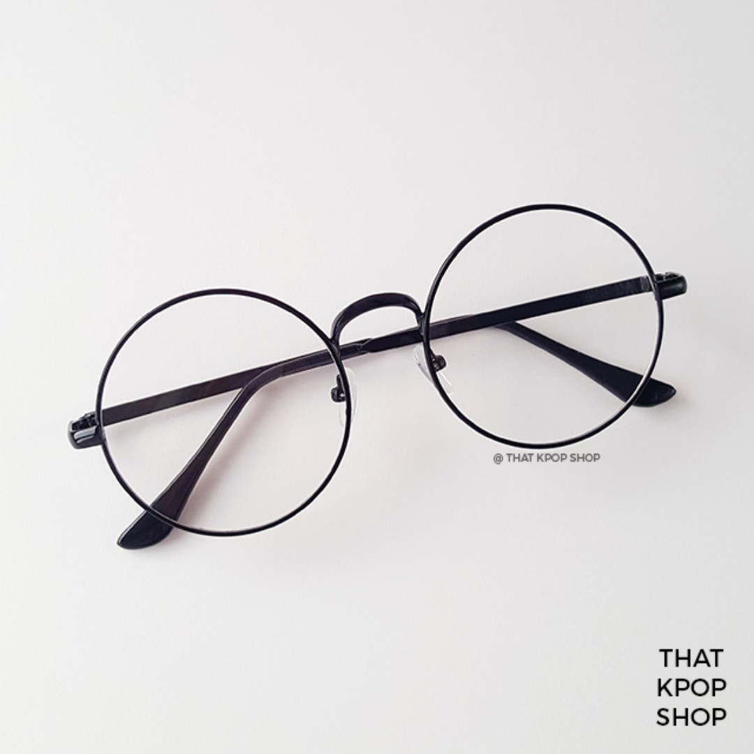 7873f1bab INSTOCK] Ulzzang Round Glasses, Women's Fashion, Accessories ...