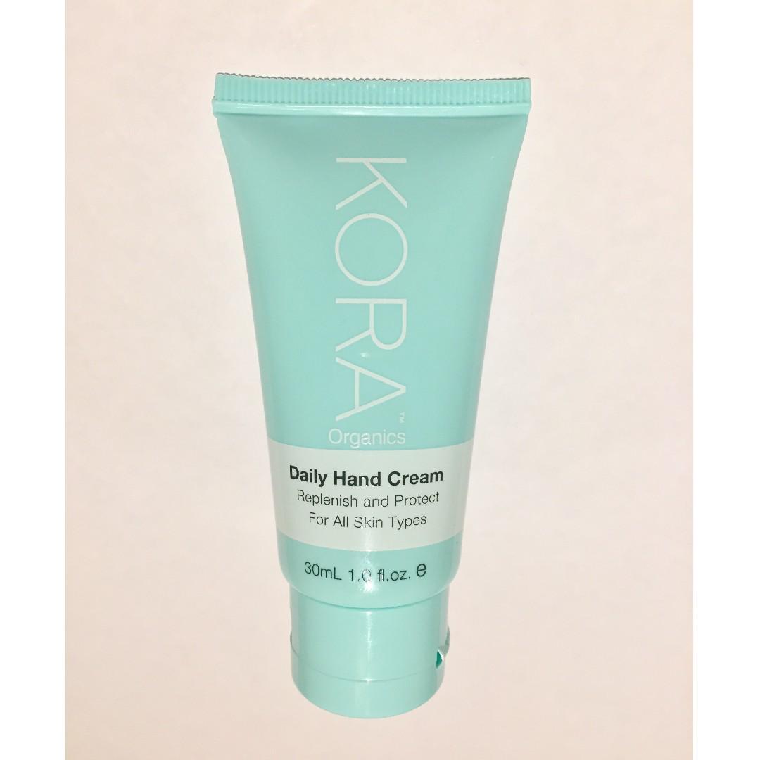 Kora Organics Daily Hand Cream 30ml