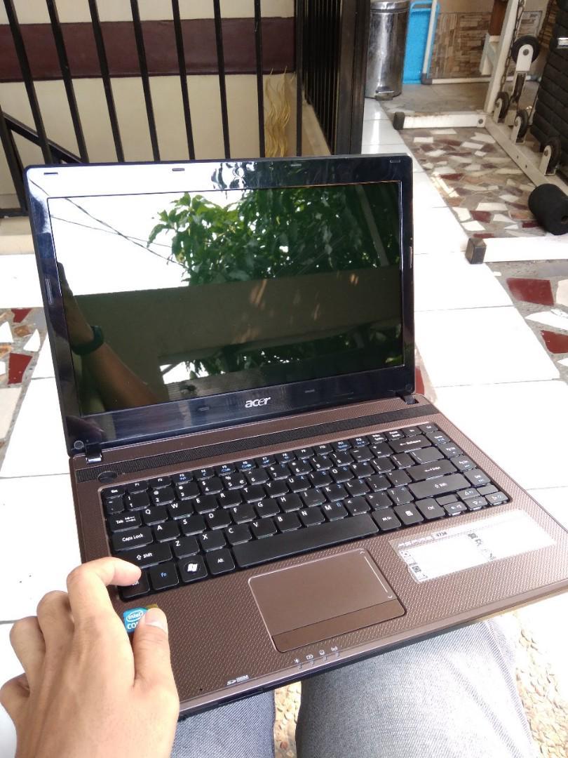 Laptop Acer Core I3 Ram 4gb Kondisi Mulus Elektronik Komputer Desktop Di Carousell