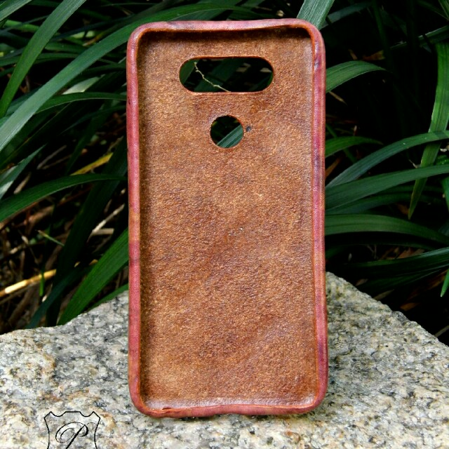 check out 5a558 6d06d LG V20 純皮革手製 手機殼 手機套 leather phone case cover handmade DIY