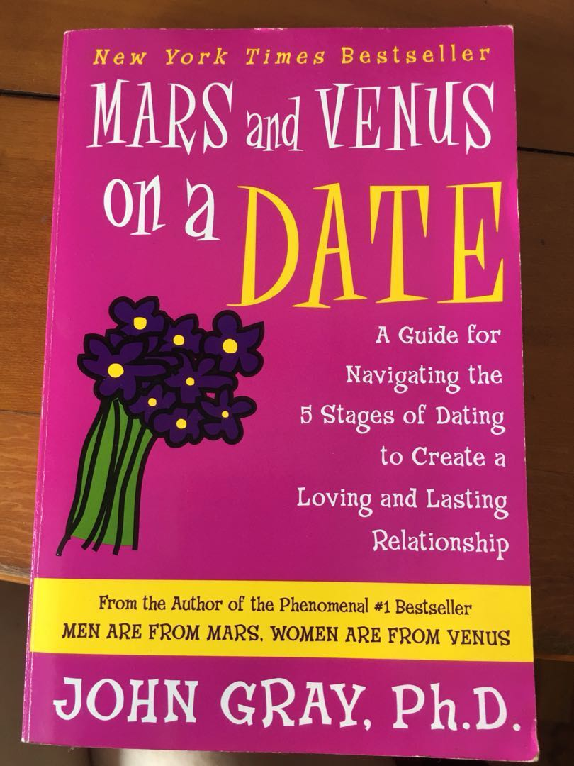 mars and venus 5 stages of dating