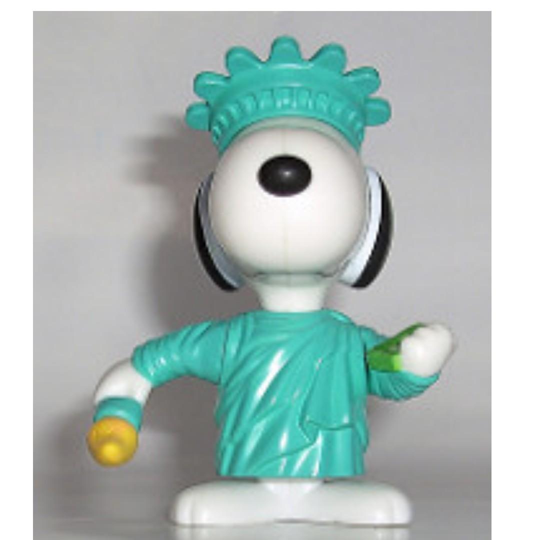 Mcdonalds Snoopy World Tour 2 Usa Toys Games Other Toys On