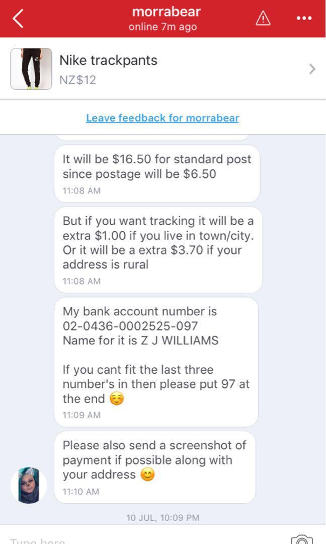 @morrabear giving me false bad feedback!!!!