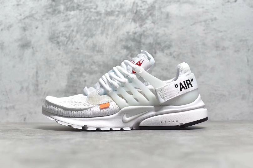 fdfe3da57c1 Nike Air Presto Off White 2018