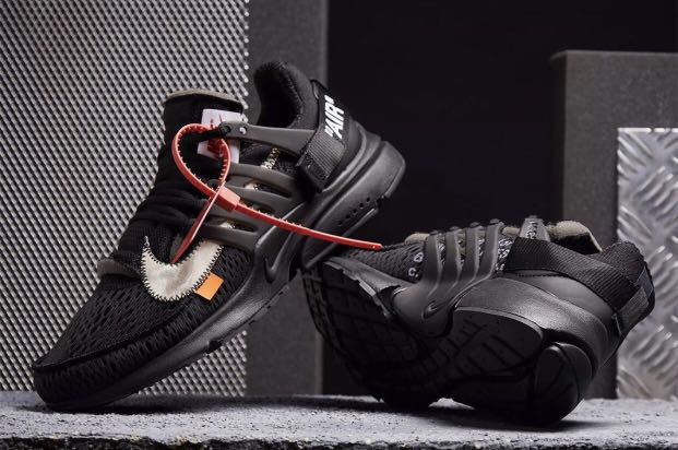 99422a78c36d3 NIKE AIR PRESTO x OFF-WHITE, Men's Fashion, Footwear, Sneakers on ...