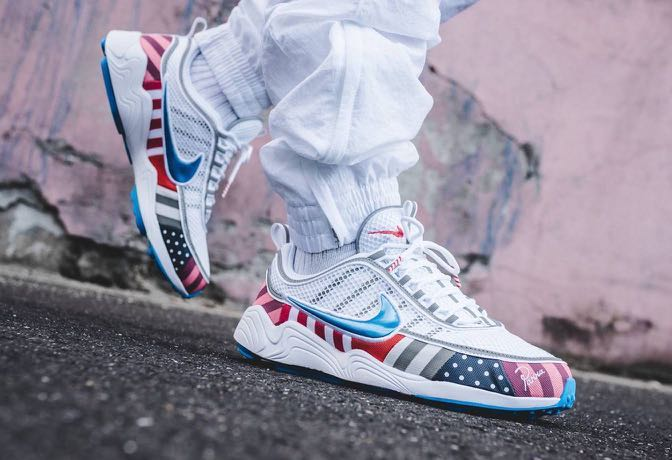 f1e332a5bb6 Parra X Nike Spiridon US8 UK7 for sale for trade to Parra Airmax ...