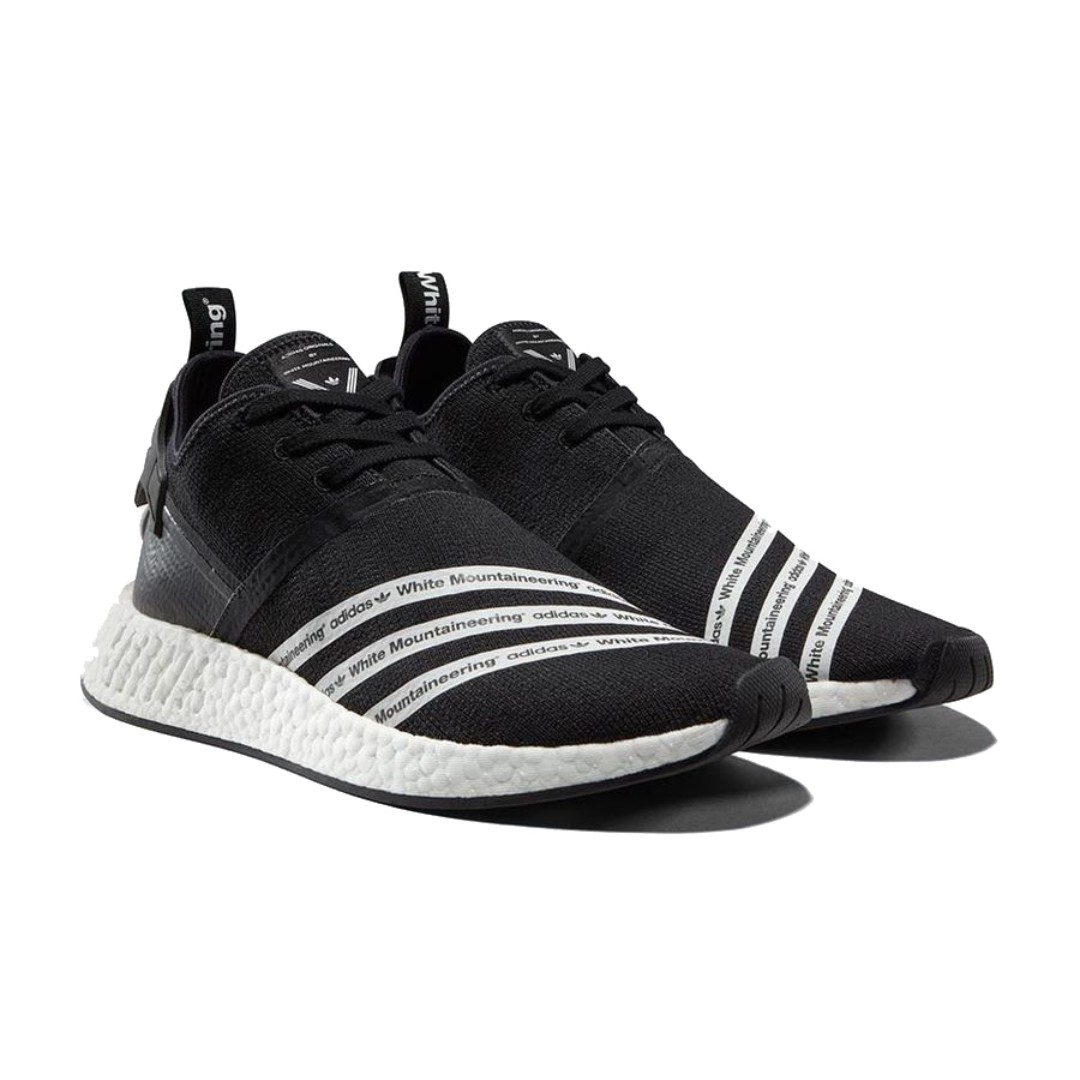 b1da123708a95 Pre-loved  White Mountaineering x adidas NMD R2