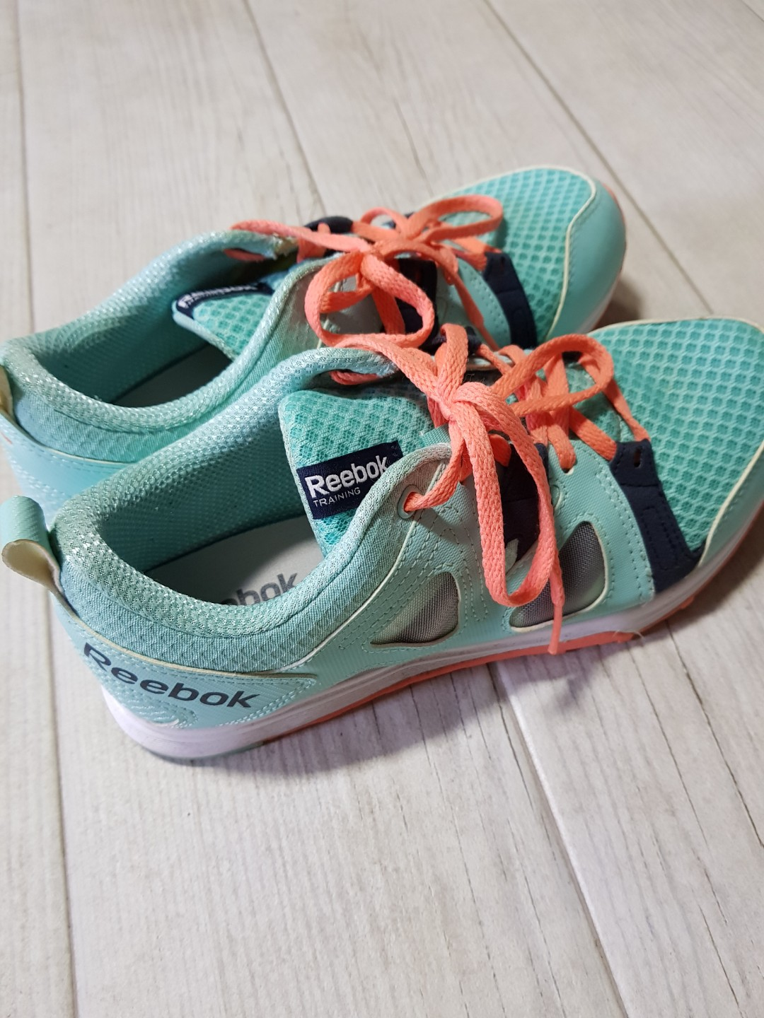 4e135dd02 Reebok ladies sport shoes, Sports, Sports Apparel on Carousell