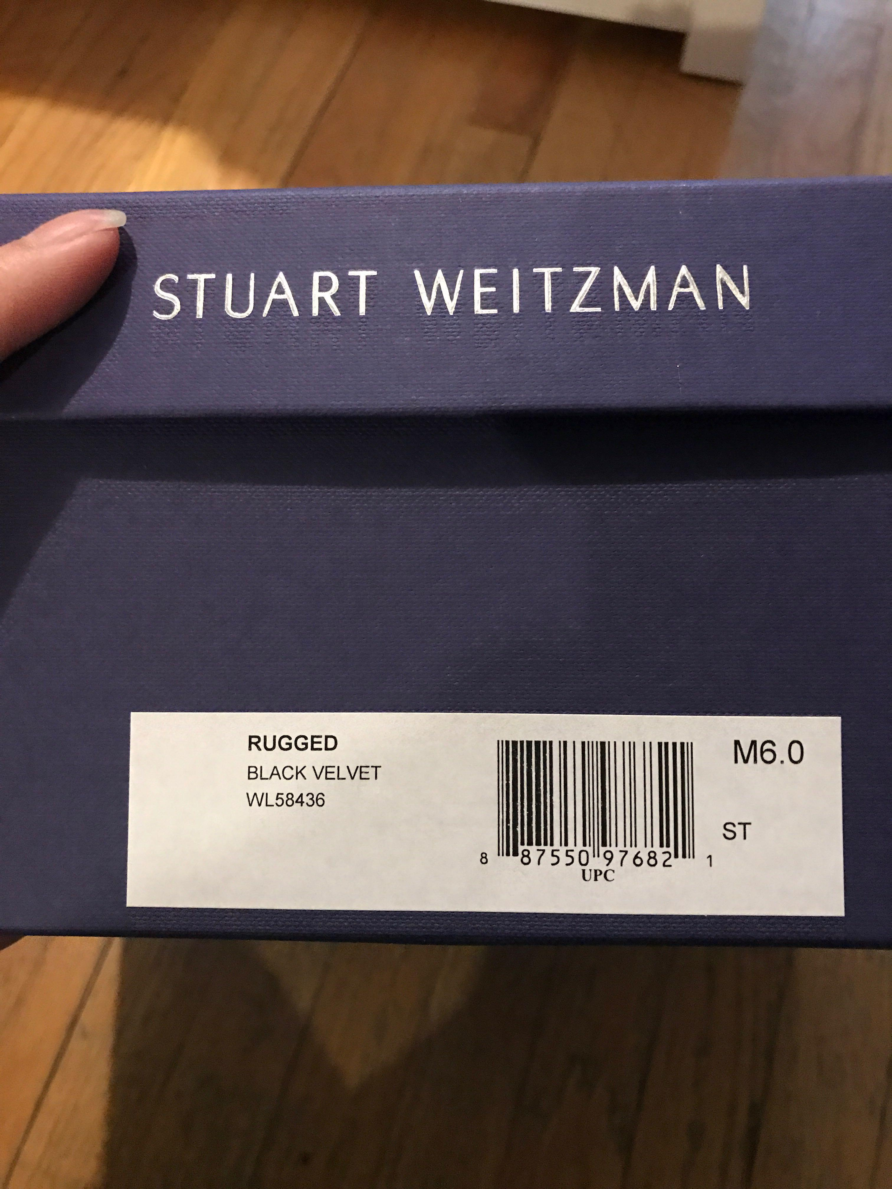 Stuart Weitzman Rugged boots size 6