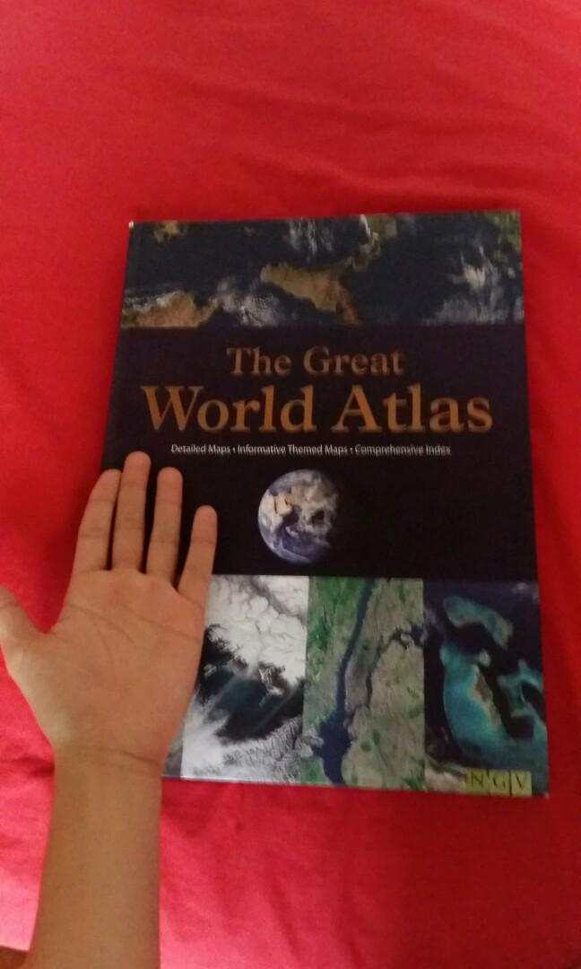The Great World Atlas