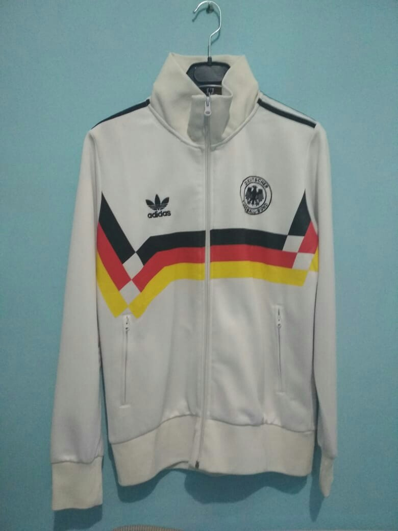 b01dc21e02943 1990 Carousell On Adidas Tracktop Men s Germany Fashion Clothes q0pZw6E