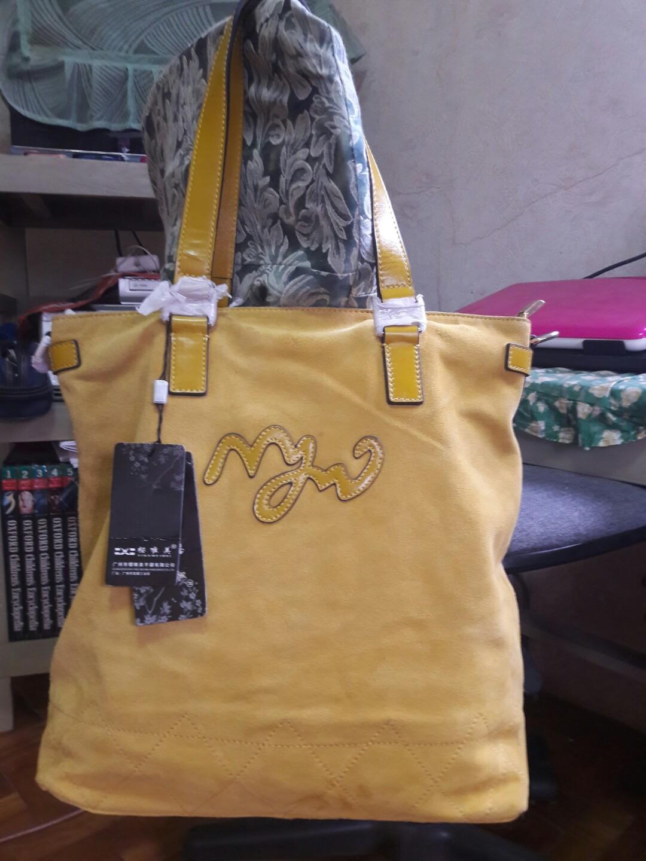 YING WEI MEI Genuine Leather 7, Women's Fashion, Bags & Wallets on Carousell