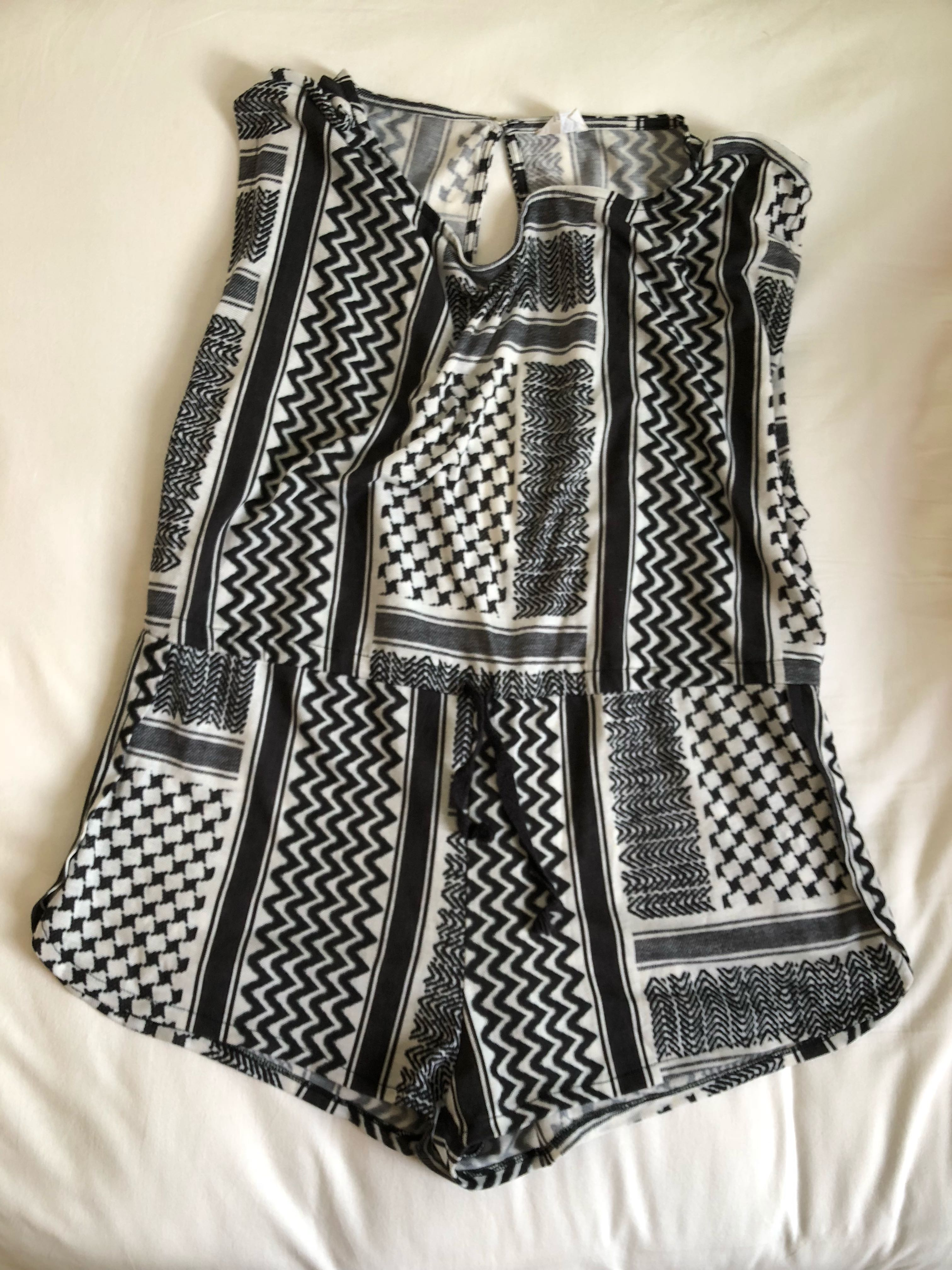 d39e1545 ZARA TRF Romper, Women's Fashion, Clothes, Rompers & Jumpsuits on ...