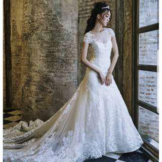 Letting go actual day bridal package!