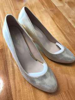 3 inch gold heels 三吋高踭鞋 (金色)