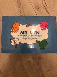 Mr Men + Little Miss Complete Collection