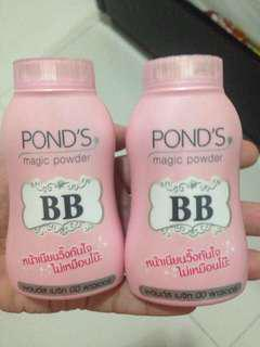 PONDS MAJIC POWDER BB POWDER