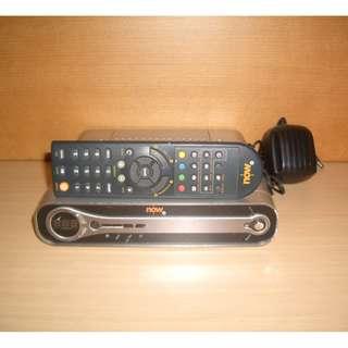 ★★★ 【NOW TV  YX-5218A 寬頻電視】解碼器 機頂盒 連 《原裝》 火牛及 《原裝》遙控 ※ 適合還機 ※ PCCW 網上行 《 不設議價 NO Bargain 》★★★