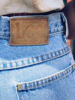 Lee's Vintage Mom Jeans