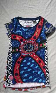 Desigual & Circqe du Soleil Shirt