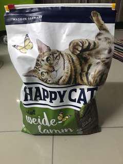 Happy cat premium food