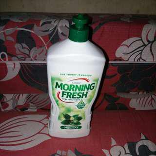 Morning( sabun cuci piring)