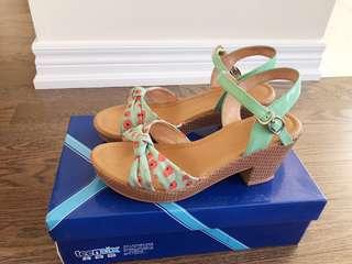 80% new sandal, US size 7, EU size 38