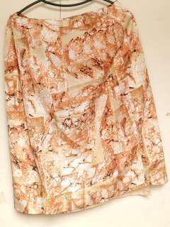 #YEARENDSALE - Marble Skirt [Self-Made #4]
