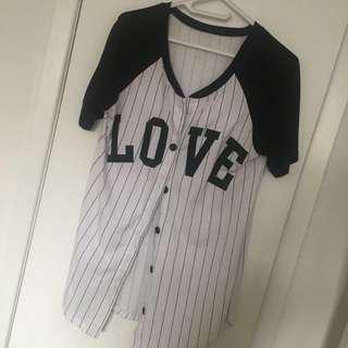 Jersey Shirt Size M