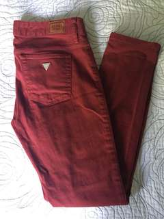 Guess L.A. Stretch Jeans size 28