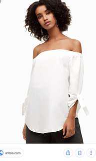 Aritzia Malik blouse