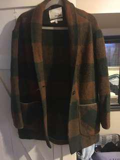 aritzia wilfred neelam jacket