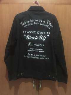Black by BG jacket